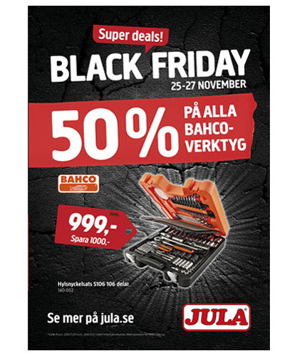 black friday jula